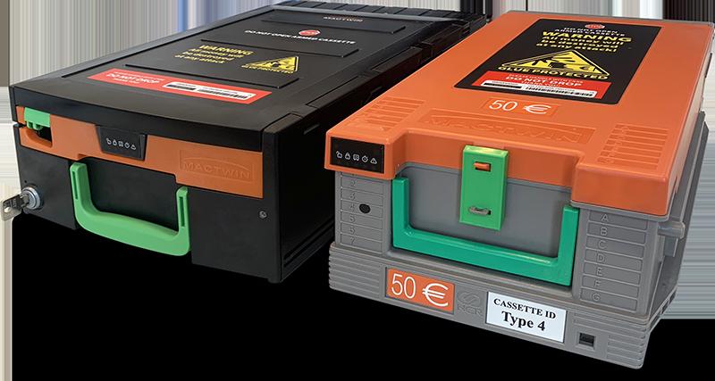 GlueFusion glue cash degradation ATM cassette