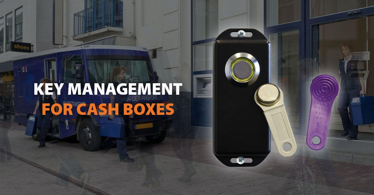 Key Management for Cash Boxes